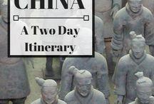 China / What to see im China