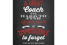 Coach Appreciation