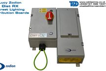 Lucy Zodion Street Lighting / Lucy Zodion are leading manufacturers of street lighting equipment, supplying a full range of low voltage fused street lighting isolators (Trojan), cut-outs (Titan), photo-electrical control units (PECU's), electronic control gear and feeder pillars in cast iron, stainless and galvanised steel. Lucy Fortress feeder pillars are available as retractable power supply pillars for on-street delivery of low voltage temporary power supply.