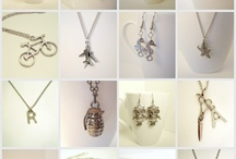 Handmade jewelry, beads, crystals, ideas for jewelry projects / by Jennifer Mackinder