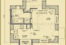 house plans / by Rebecca Dickenson