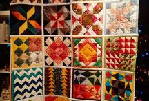 Instagram https://www.instagram.com/p/BNrXXz4BH8S/ December 06, 2016 at 08:35AM Almost done finishing my color class #quilt #quilts #quilting #color #sampler