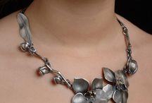 Flowery Jewelry
