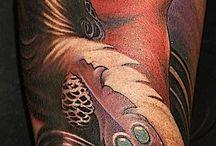 Lady Tattoo Inspiration / by Dayna Rothman
