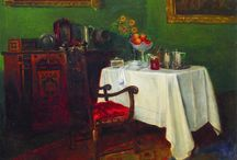 Interior in the Art