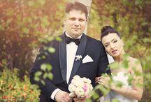 Na dobry początek nowego sezonu ślubnego :-) / fotografia ślubna i plener we Wrześni  niezapomniany wielkanocny ślub :-)