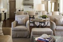 family room / by Catherine Shuell