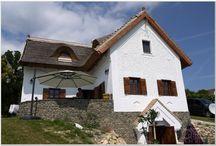 Balatonakali / Balaton-felvidék, parasztház, családi ház, présház, borászat