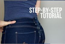 alargare pantaloni