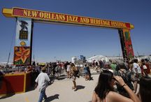 VisitSouth at Jazz Fest 2014 / VisitSouth Editors took on Jazz Fest this weekend. Check out the highlights below!