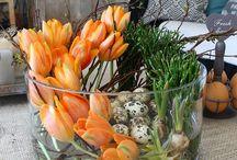 Blumen Gestecke