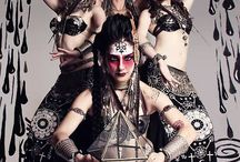 Tribal Fusion Bellydance / Make up