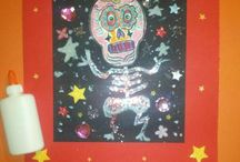 NOVEMBER 2 - DAY OF THE DEAD