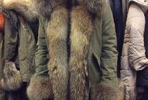 Lovely furs