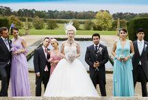 Cinderella Wedding Photo Shoot