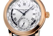 Frederique Constant Watches / Frederique Constant Watches Collection http://www.e-oro.gr/markes/frederique-constant-rologia/