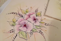 inkoustové malování