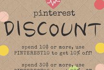 Fun Party Net! / Pinterest Discount
