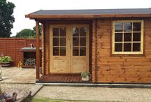 Waltons Customer Images / This is the place to see all manner of sheds from summer houses to log cabins to playhouses, all from our wonderful customers here at Waltons.