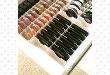 Makeup Storage / Makeup Storage