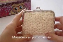 Monederos crochet