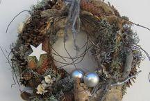 Wreaths/ kranssit/krans
