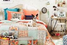 Bedrooms I'd love to sleep In / by FijoaFox Paper Florist