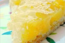 tarte coco ananas