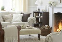 Living Room / by Gracefully Vintage