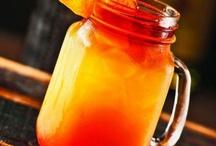 Jamaican cocktails