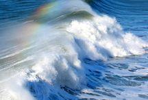 Waves / The sea