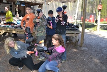 The Ultimate Paintball Experience / A few customers have sent us photos of their time with us.