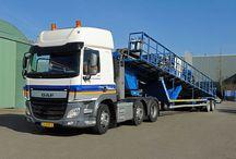 Nieuw Materieel / Nieuw afgeleverde vrachtwagens
