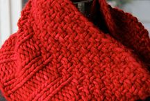 Knitting - Cowls & Scarves