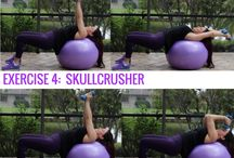 Exercises With Stability Ball