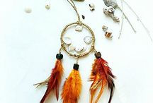 Bohemian decor-Dreamcatchers and more