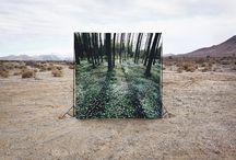 artificial landscape