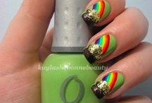 """""""Nails, Nails, Nails..."""" / Nail art / by Ashley Cantu"""