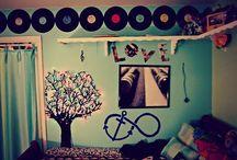 Room idea / by Tasha Broshuis