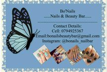 Bonails Beauty Bar / Nail haven for the butterflies to Blossom!