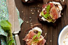 Sandwich/bruschetta