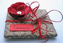 Упаковка и бирки - Gift packing and labels / Подарить подарок,это хорошо, а вот как его преподнести, для этого нужна праздничная упаковка, да еще такая, что бы привлекла внимание своим видом