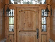 doors, doors, doors / by Shannon Edmondson