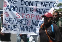 Experimental seabed mining / Exploration for seabed mining is happening all across the Pacific region. This experimental mining will be a disaster for local communities and the environment. Join the campaign to stop ESM: www.pacificsaysno2seabedmining.org