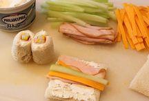 school lunch ideas / by Mandy Wilburn