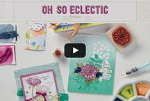 Stampin' UP Annual Catalog 2017-18 Videos