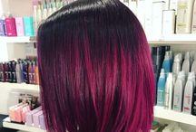 Coloración de cabello