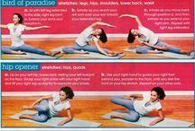 Gym (Exercises & Stretches)