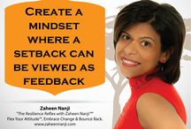 Zaheen's Quotes on Resilience / Would you like to get unstuck and move forward in life, but don't know how to do that? Do you want to be a master problem solver? Resilient individuals know how to do exactly that! These quotes will be a reminder to work your resilience muscle so it becomes your first reflex! #resiliencereflex