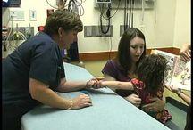 Child Life Procedural Support